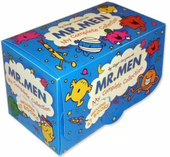Amazon.co.jp: Mr. Men: My Complete Collection (Mr Men): Roger Hargreaves: 洋書