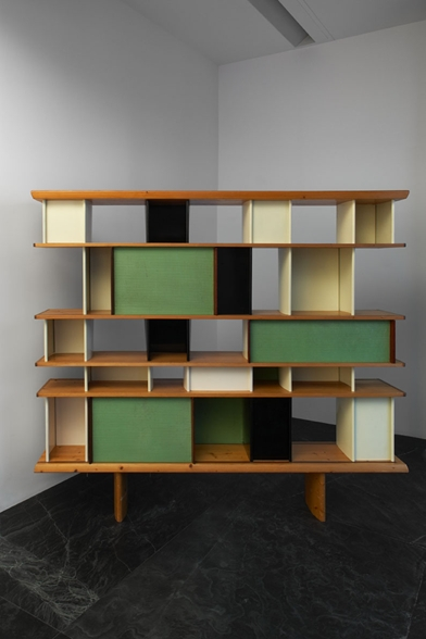 Charlotte Perriand, Bibliothèque Maison du Mexique - Galerie Downtown