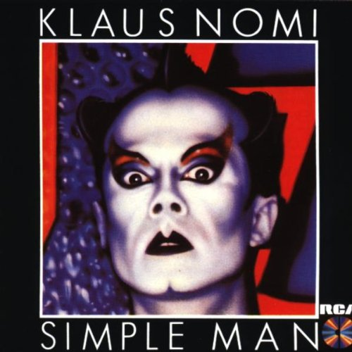 Amazon.co.jp: Simple Man: Klaus Nomi: 音楽