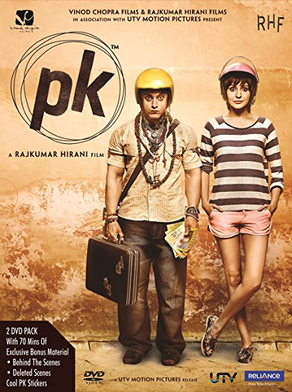 Amazon.co.jp: PK BOLLYWOOD DVDS: ANUSHKA SHARMA AAMIR KHAN : DVD