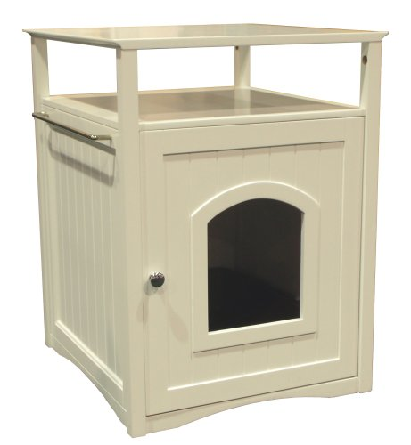 Amazon.com: Merry Pet Cat Washroom / Night Stand Pet House: Pet Supplies