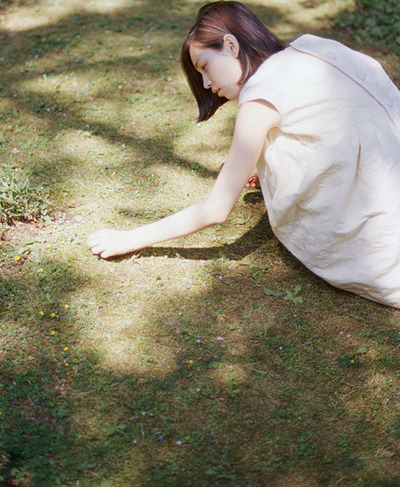 Kiko Mizuhara by Ola Rindal for Union Magazine #4 - The sea has neither meaning nor pity.
