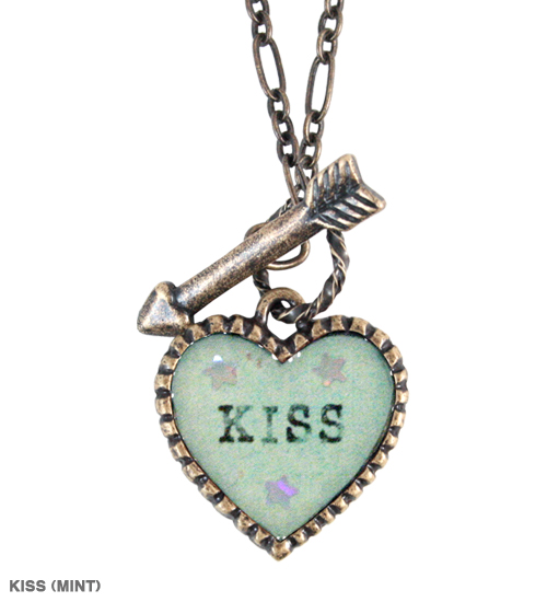 ACCESSORY - SWEET HEART long necklace - Katie Official Web Store