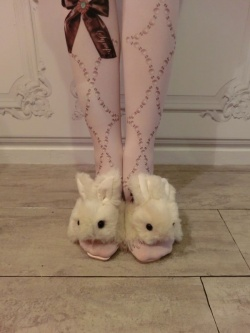 Flapper Shoes(Rabbit) - syrup.