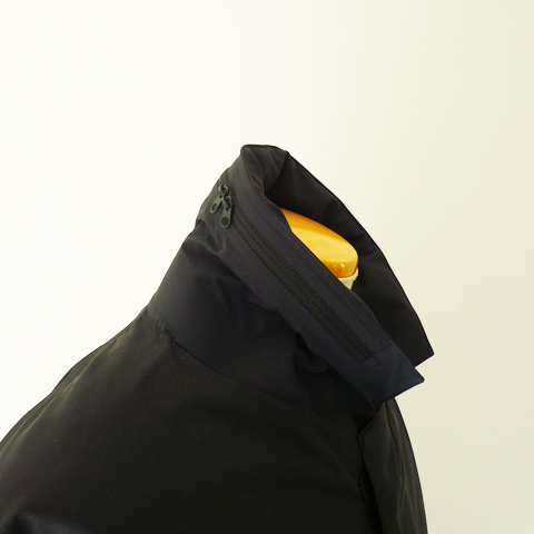 ARC'TERYX VEILANCE Sinter Coat - Silver and Gold Online Store