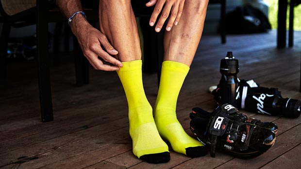 Long Pro Team Cycling Socks | Rapha