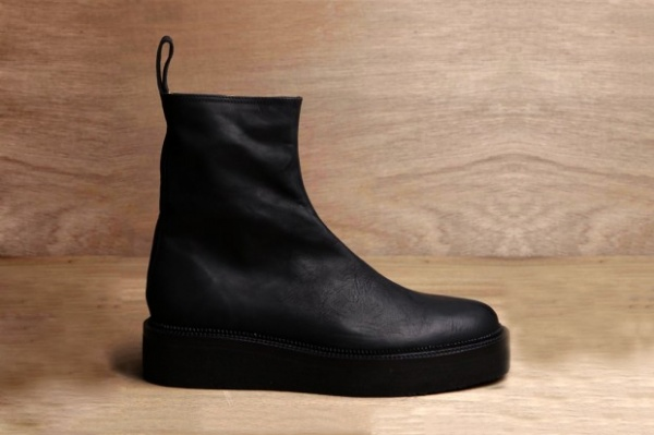 Damir Doma Crepe Soled Boots | The Shoe Buff - Men's Contemporary Shoes and Footwear