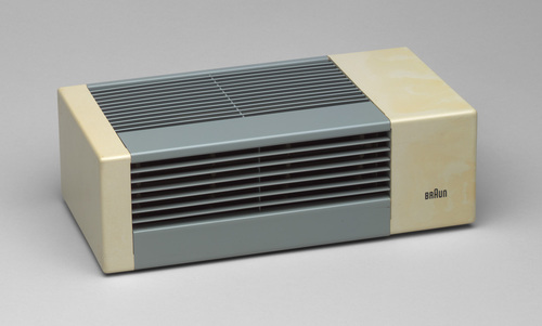 MoMA | The Collection | Dieter Rams. Heater-Ventilator (model H1). 1959