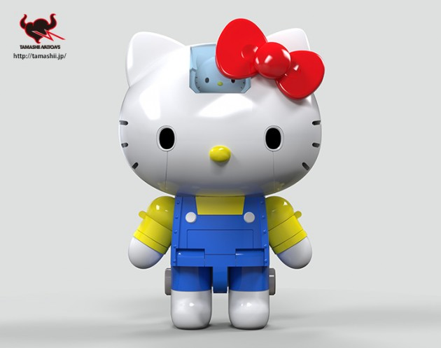 Chogokin Hello Kitty Robot Action Figure Coming In June