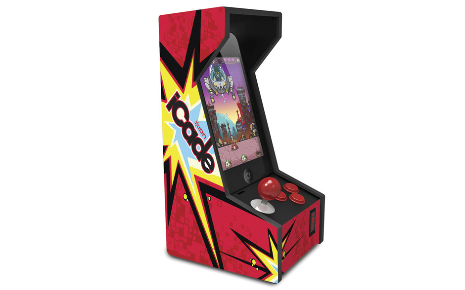iCade Jr. - Arcade-style Controller for iPhone & iPod touch - ION Audio