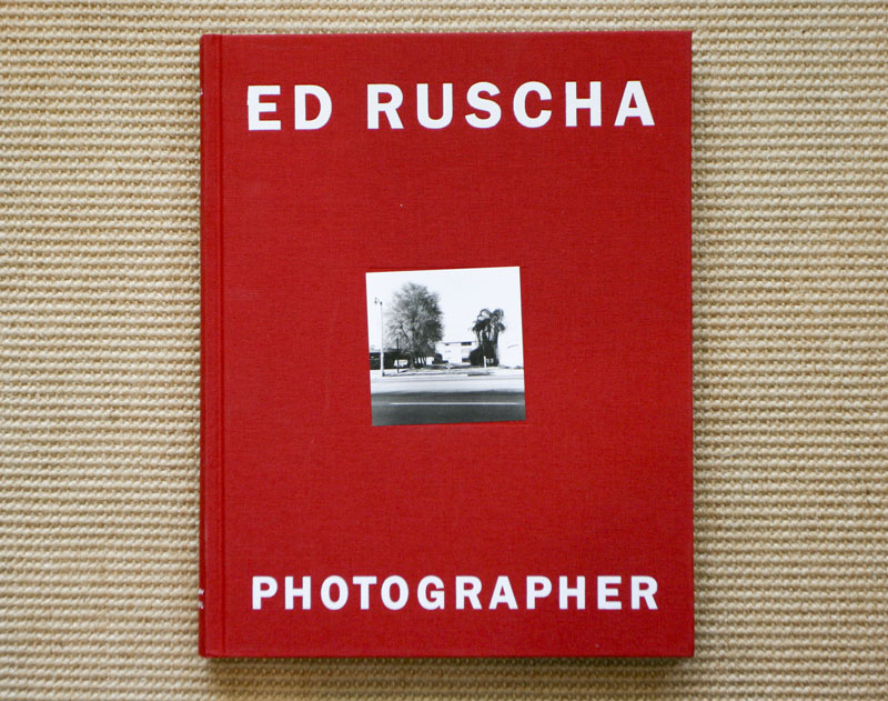 Ed Ruscha – Photographer « The PhotoBook