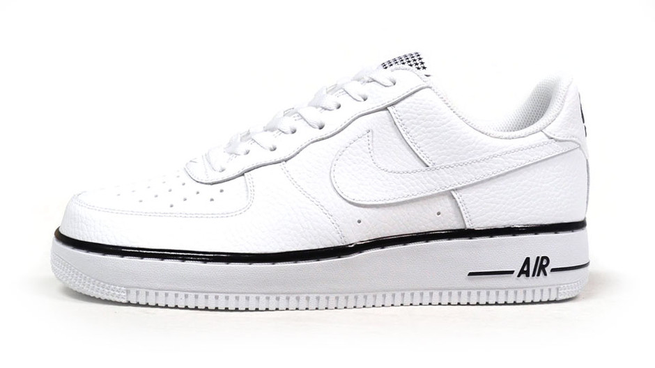 """AIR FORCE I 07 """"LIMITED EDITION for ICON"""" WHT/BLK ナイキ NIKE 
