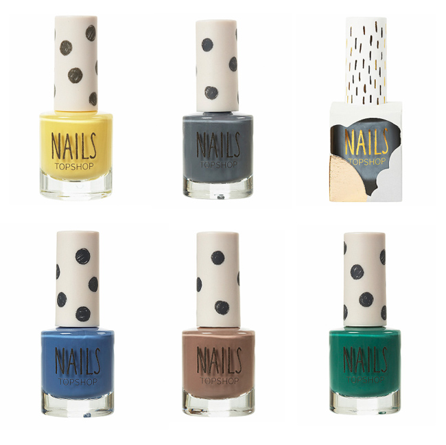 Topshop Nail Polish | For Me, For You