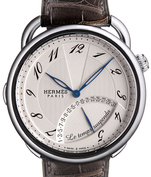 Hermes Time Suspended Watch | Perpetuelle
