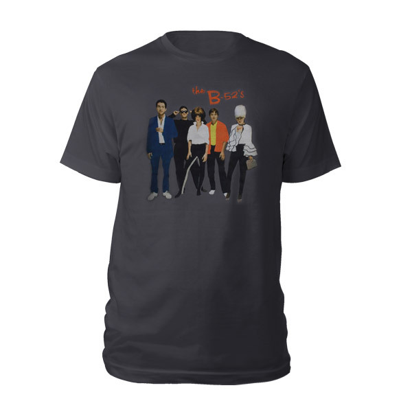 B-52s Apparel | B52s 1st Album Tee | Shop the B-52s Official Store