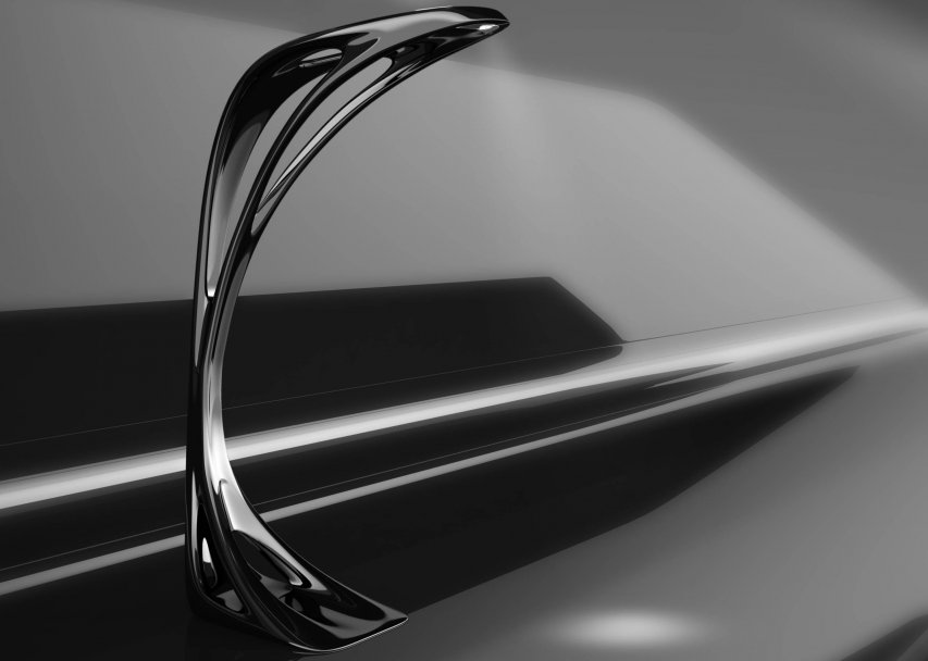 Genesy Lamp - Design - Zaha Hadid Architects