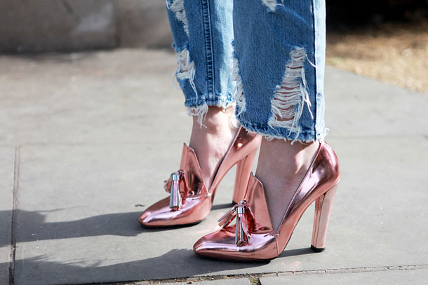 And on The Streets | Man Repeller