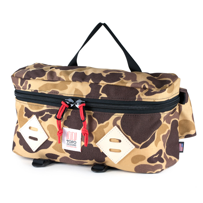 Hip Pack | Topo Designs - Hip Packs Made in Colorado USA