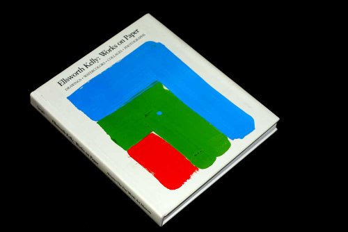 Amazon.co.jp: Ellsworth Kelly: Works on Paper: Diane Upright: 洋書