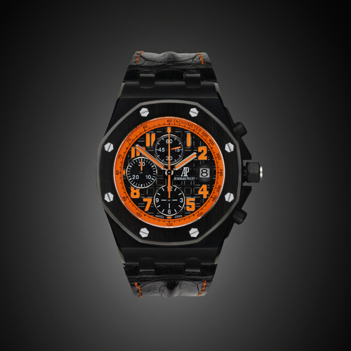 BLACK-OUT Audermars Piguet ROO Volcano by PROJECT X