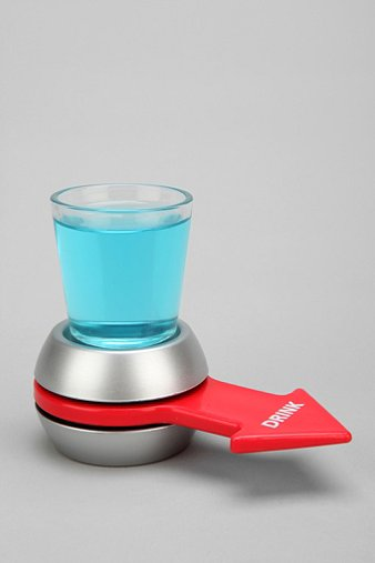 Spin-The-Shot Game - Urban Outfitters