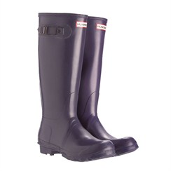 Original Colours - Aubergine - Hunter Boots