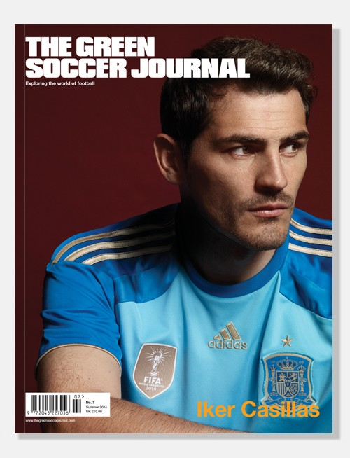 The Green Soccer Journal - Issue 7