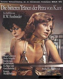 The Bitter Tears of Petra von Kant - Wikipedia, the free encyclopedia