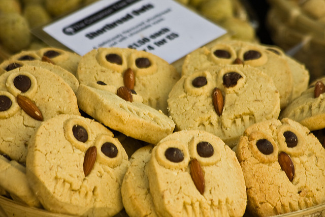 Owl Biscuits | Flickr - Photo Sharing!