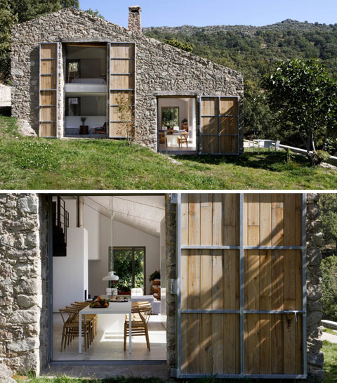 Extramadura Residence: Nature Gives It All | Busyboo Design Blog