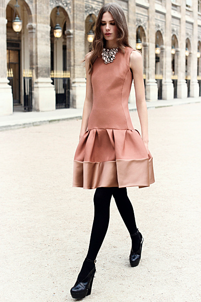 OOOK - Dior - Women's Ready-to-Wear 2012 Pre-Fall - LOOK 15
