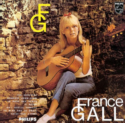 Les Sucettes - France Gall : Songs, Reviews, Credits, Awards : AllMusic