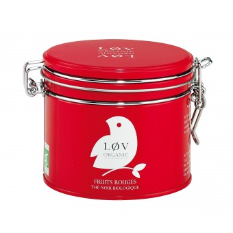 Tea Red Fruits - Flavoured tea - Lov Organic