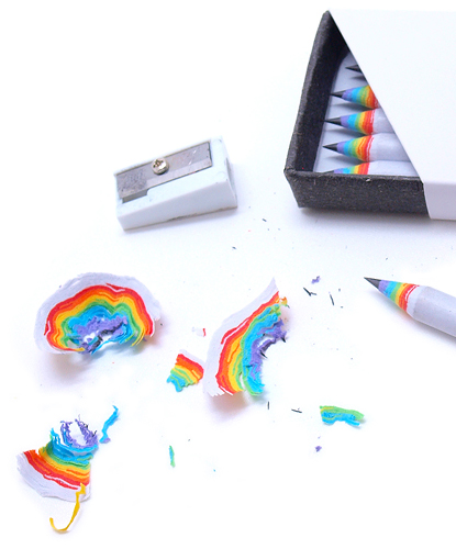 Rainbow pencils | Tools | Gear