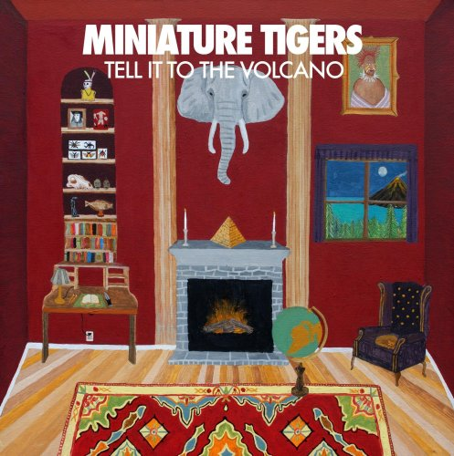 Tell It to the Volcano:Amazon.co.jp:CD
