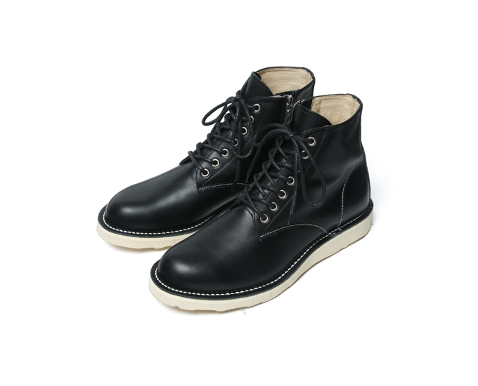 SOPHNET. | PRODUCT | 7 HOLE ZIP UP WORK BOOTS