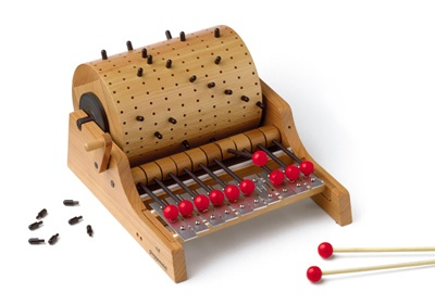 Gloggomobil – the coolest musical toy ever