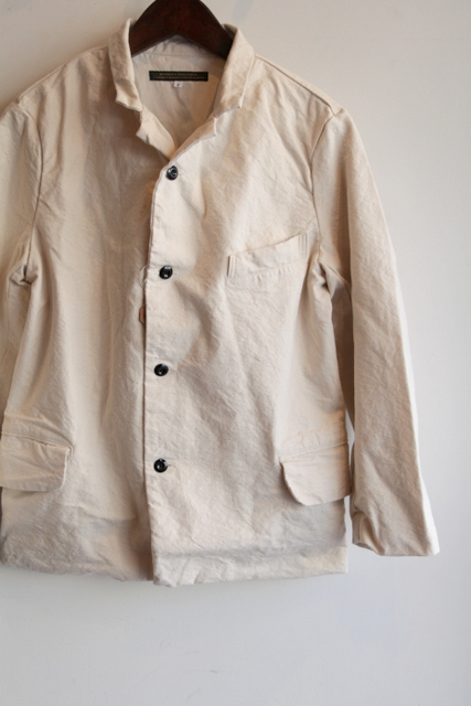 GARMENT REPRODUCTION OF WORKERS -ALAN GRANDPA'S JKT & OVERALL MODIFIED- | Blog -t.m.p. coop-
