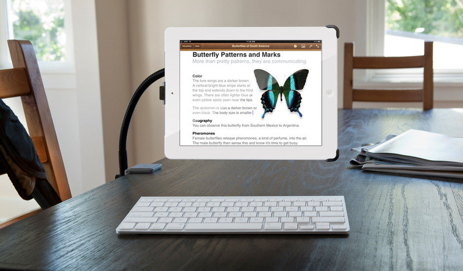 HoverBar for iPad - HoverBar for iPad - Twelve South