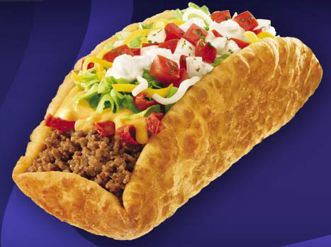 Taco Bell XXL Chalupa | ME SO HUNGRY - FOOD BLOG & REVIEWS