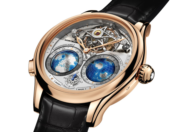 Montblanc Collection Villeret | Stories to Tell