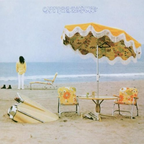 Amazon.co.jp: On the Beach [Vinyl Replica] Paper Sleeve CD: Neil Young: 音楽