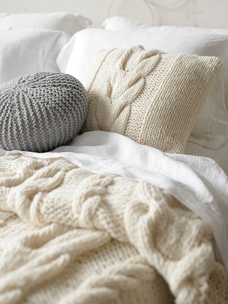 Fancy - Knit work bed