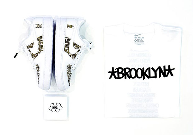 Graffiti Artist Haze And Nike Team Up For A Unique Collab Exclusive To Brooklyn - SneakerNews.com
