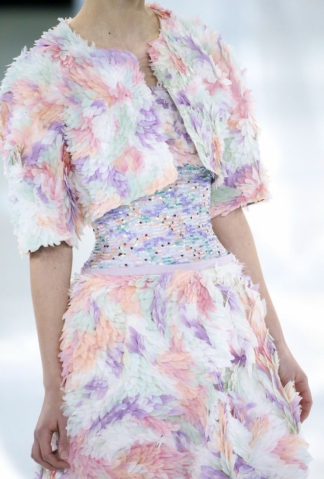 Chanel Couture S/S 2014 | fashion | Pinterest