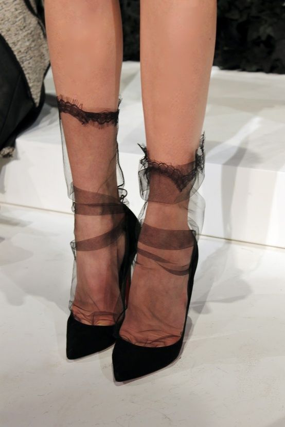 Shoes / Marchesa 2013