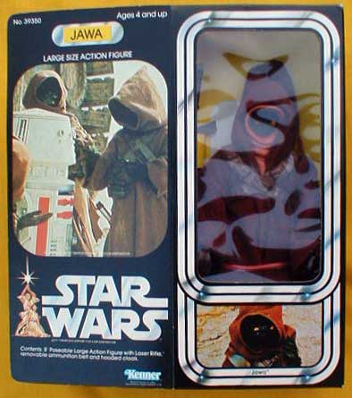 Jawa Large Size Action Figure - Star Wars Collectors Archive