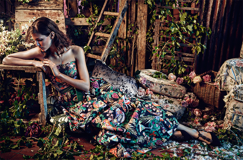 Potent Blooms: Kendra Spears for The EDIT – NAWO