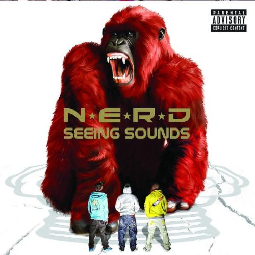 Amazon.co.jp: Seeing Sounds: N.E.R.D: 音楽
