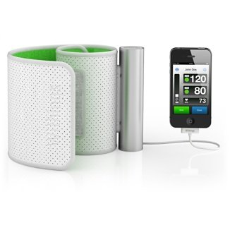 Amazon.com: Withings BP-800 Blood Pressure Monitor, White/Green: Health & Personal Care